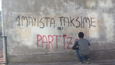 1 mayis partizan