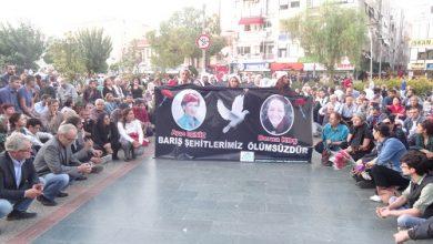 HDP Karşıyaka anma