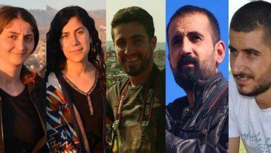 Gözaltına alınan 5 gazeteci serbest bırakldı