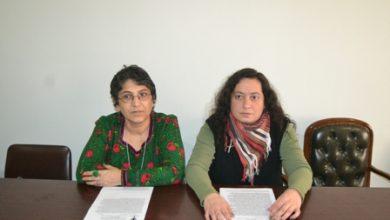 İHD İzmir Kadın Komisyonu basın açıklaması