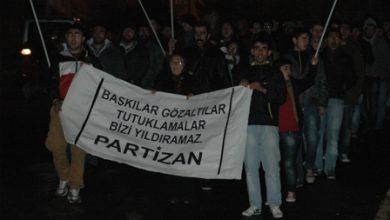 Partizan gözaltı