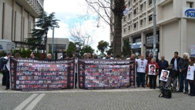 İHD İzmir şubesi basın açıklaması