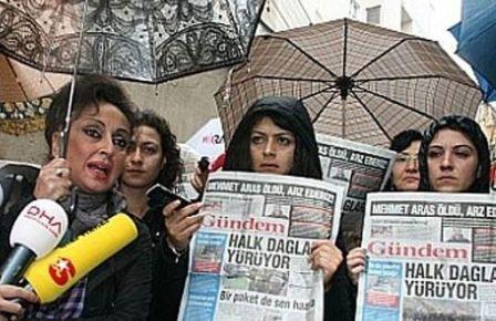 Eren Keskin ve Reyhan Çapana hapis cezası