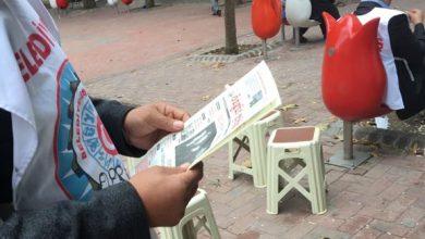 avcilarda gazete dagitimi