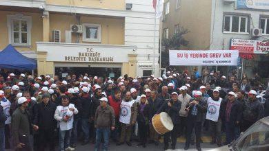 bakirkoyde greve devam