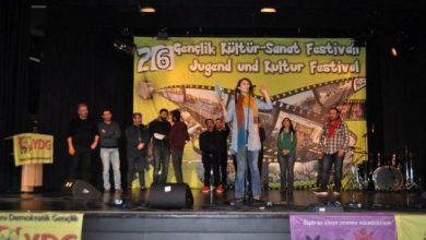 ydg 26 genclik festivali
