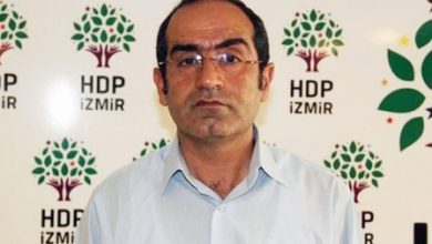 İzmirde HDP İl Eş Başkanı Güleryüz ve 2 kişi gözaltında