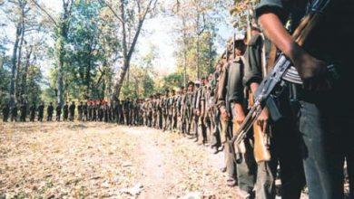 8 maoist gerilla sehit dustu