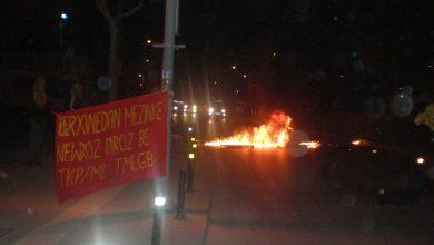Newroz eylemi 2