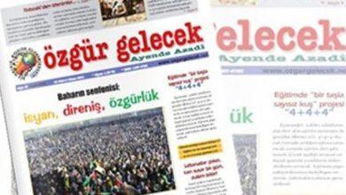 Ozgur Gelecek gazetesi calisanlarinin evine baskin 4387