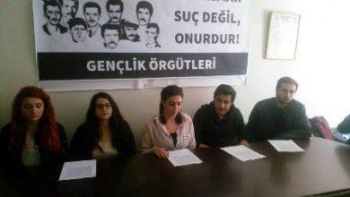 Izmir basın toplantısı