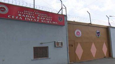 bakirkoy hapishanesinde 5 kadın açlık grevine başladı
