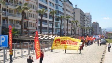 İzmir 1 Mayıs çağrı
