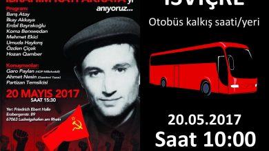 Anma Otobüs 1