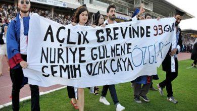 Nuriye ve Semihe destek veren Akdeniz Üniversitesi mezunları serbest bırakıldı