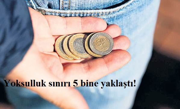 yoksulluk siniri tek kisi icin 2 112 lira 1681354