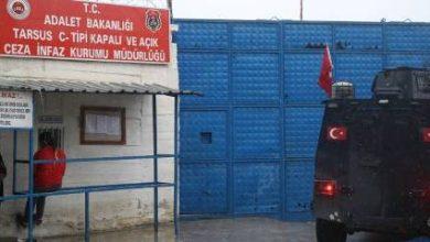tarsus kapalı kadın hapishaneside 27nci gün açlık grevinde