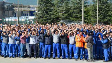 metal işçileri