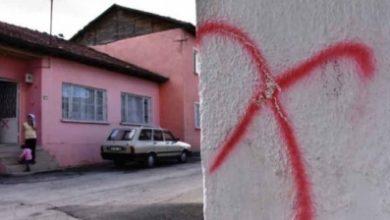 Alevi evlerine kırmızı çarpı