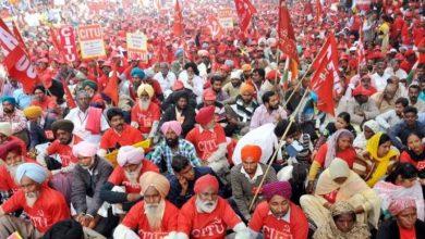 hindistan eylem işçi 2