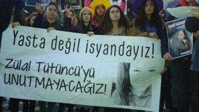 Kadınlar Zülal için isyanda