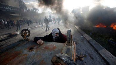 filistin intifada