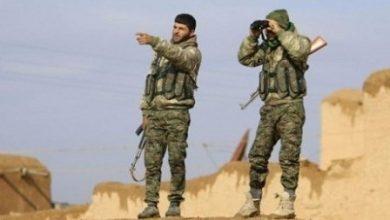 TC ordusu Efrine saldırdı 4 asker öldürüldü