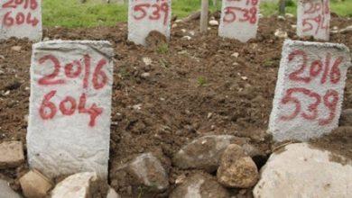 Teşhis edilen 28 cenaze ailelere verilmiyor