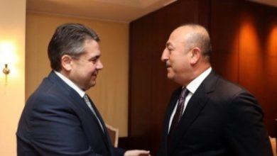 Çeviri Gabriel Çavuşoğlu GörüşmesiTutuklama Durumları ve Savaş Malzemelerinin ihracatı